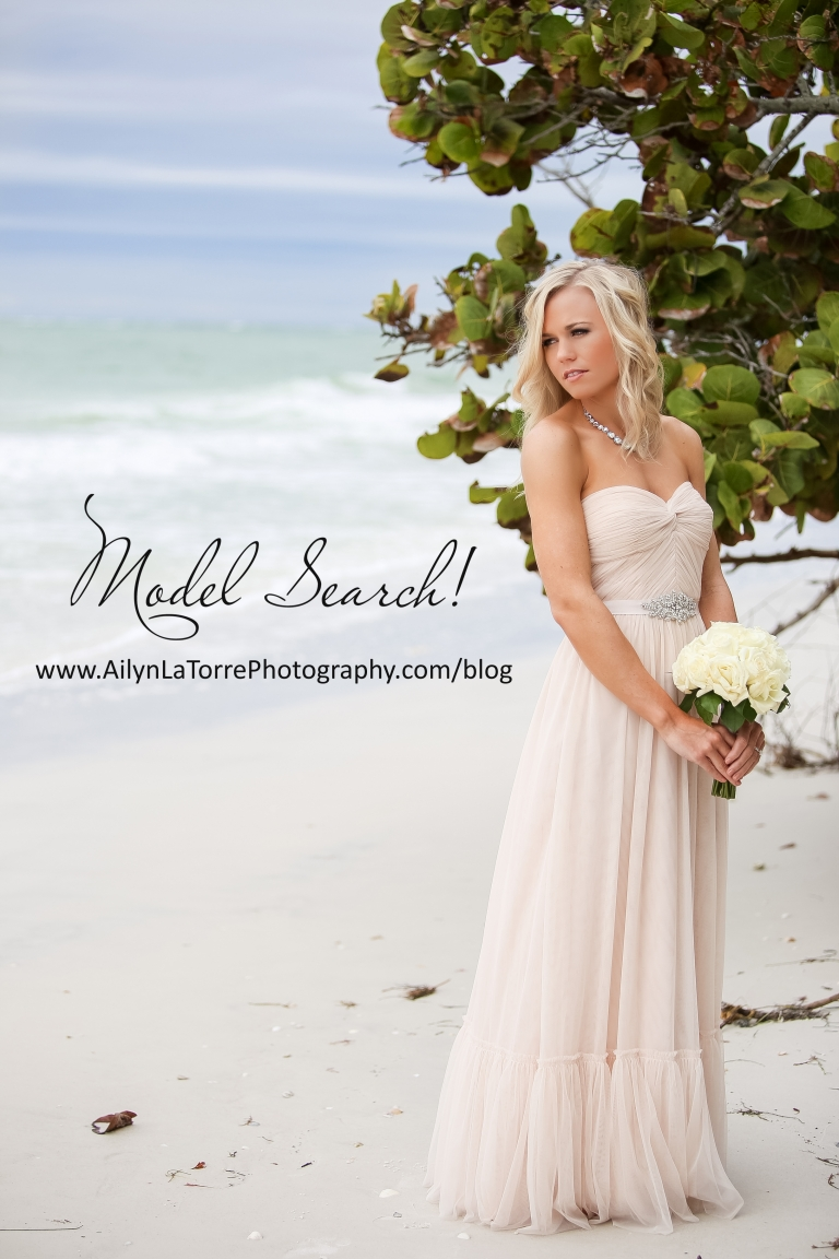 Model Search! | Tampa Wedding Photography | Ailyn La Torre Photography