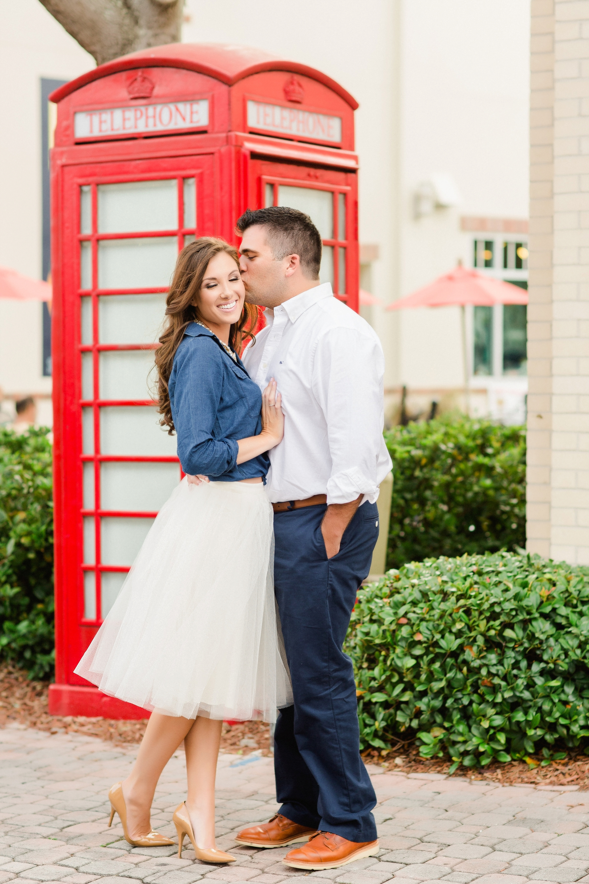 Tampa Engagement | © Ailyn La Torre Photography 2015